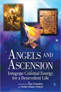 angels and ascension book cover